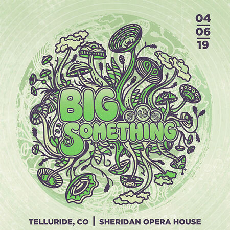 04/06/19 Sheridan Opera House, Telluride, CO