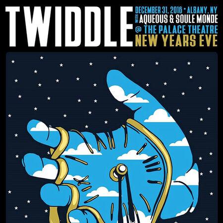 12/31/16 Palace Theater, Albany, NY