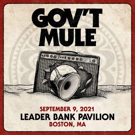09/09/21 Leader Bank Pavilion, Boston, MA