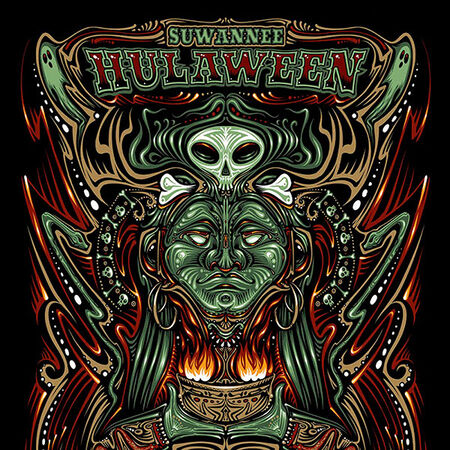 10/25/18 Hulaween, Live Oak, FL