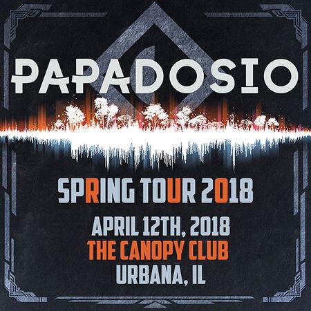 04/12/18 The Canopy Club, Urbana, IL