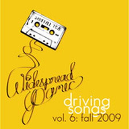 Driving Songs Vol. VI: Fall 2009