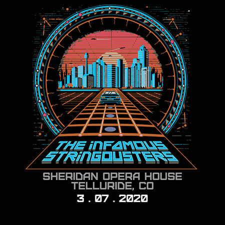 03/07/20 Sheridan Opera House, Telluride, CO