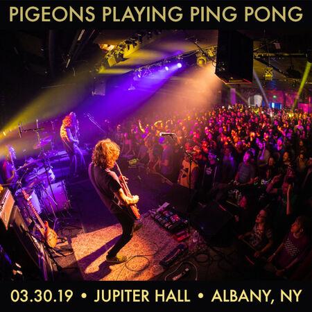 03/30/19 Jupiter Hall, Albany, NY