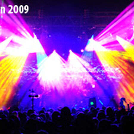 07/18/09 Camp Bisco, Mariaville, NY
