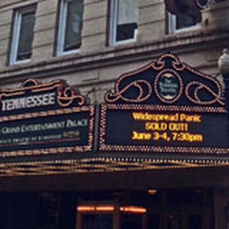 06/03/13 Tennessee Theatre, Knoxville, TN