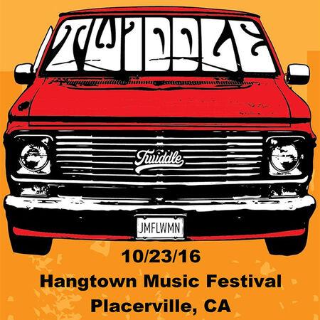 10/23/16 Hangtown Music Festival, Placerville, CA