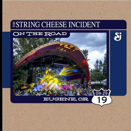09/29/19 Cuthbert Amphitheater, Eugene, OR