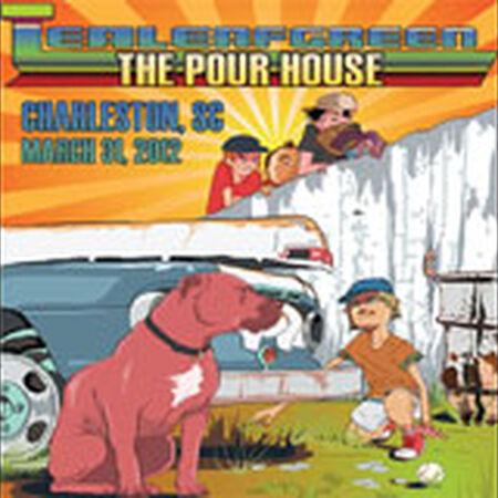03/31/12 The Pour House, Charleston, SC