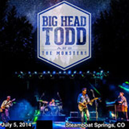 07/05/14 Howelsen Hill Amphitheater, Steamboat Springs, CO