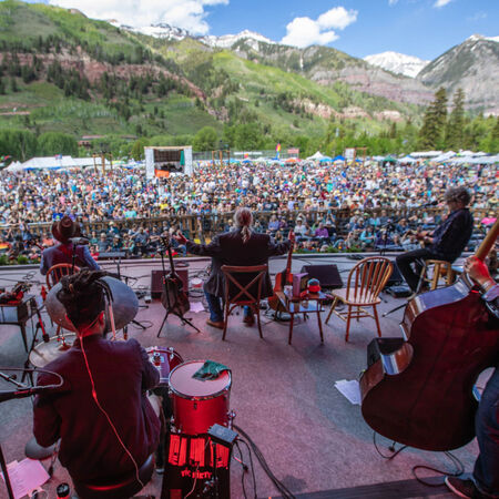 06/20/19 Telluride Bluegrass Festival - Main Stage, Telluride, CO
