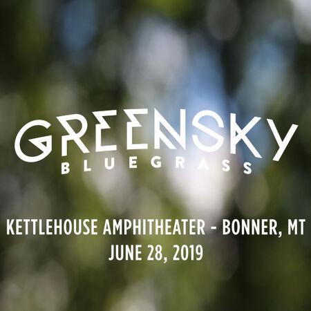 06/28/19 Kettlehouse Amphitheater, Bonner, MT