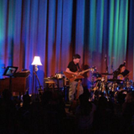 07/19/12 El Rey Theatre, Chico, CA
