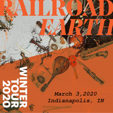 03/03/20 The Vogue, Indianapolis, IN