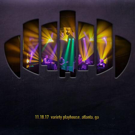 11/18/17 Variety Playhouse, Atlanta, GA
