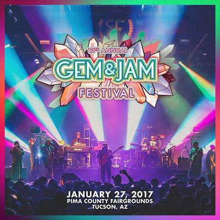 01/27/18 Gem and Jam Festival, Tucson, AZ