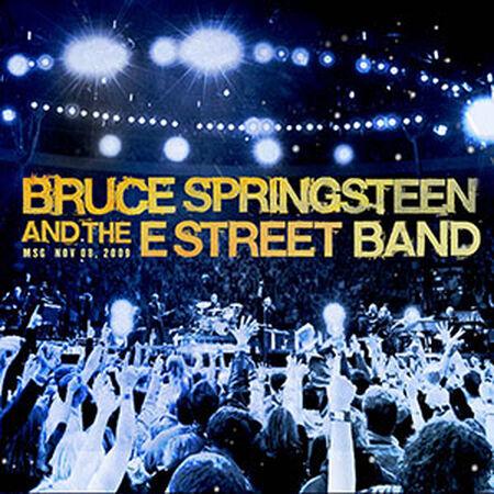 11/08/09 Madison Square Garden, New York, NY