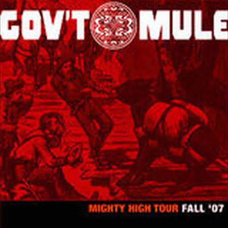 11/15/07 Commodore Ballroom, Vancouver, BC