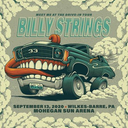 09/13/20 Mohegan Sun Arena, Wilkes Barre, PA