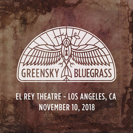 11/10/18 El Rey Theatre, Los Angeles, CA