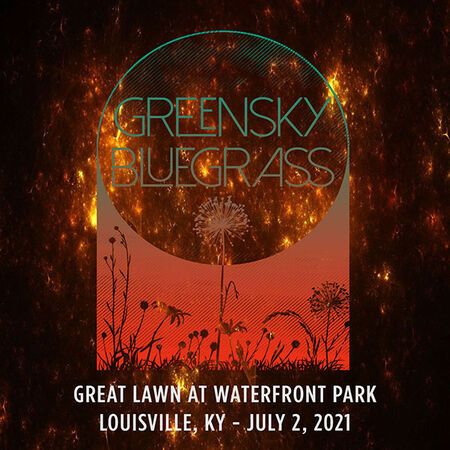 07/02/21 Great Lawn at Waterfront Park, Louisville, KY