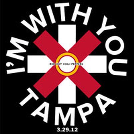 03/29/12 Tampa Bay Times Forum, Tampa, FL