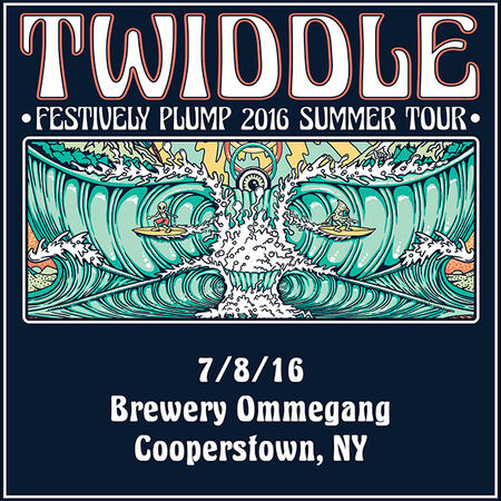 07/08/16 Brewery Ommegang, Cooperstown, NY