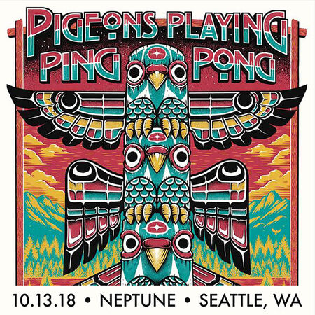10/13/18 The Neptune, Seattle, WA