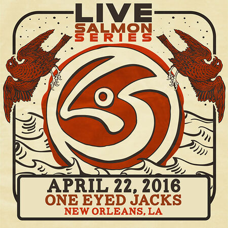 04/22/16 One Eyed Jacks, New Orleans, LA