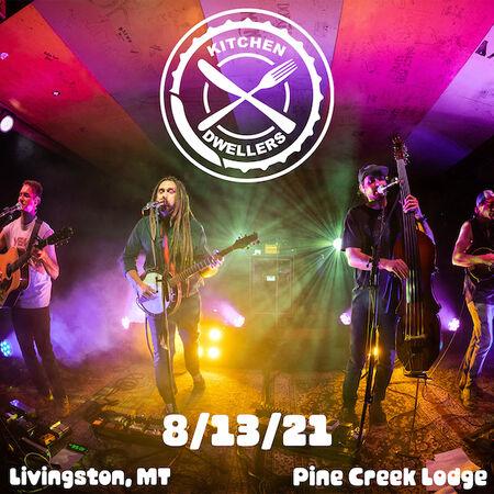 08/13/21 Pine Creek Lodge, Livingston, MT