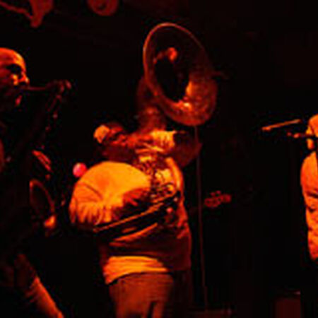 02/27/06 Tipitina's, New Orleans, LA