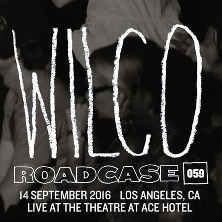 09/14/16 Theatre at Ace Hotel, Los Angeles, CA
