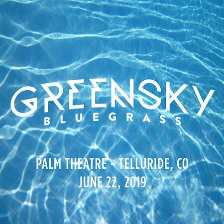 06/22/19 Palm Theatre, Telluride, CO