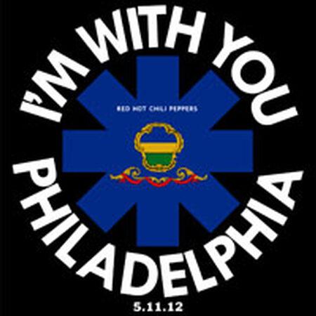 05/11/12 Wells Fargo Center, Philadelphia, PA