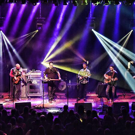 01/01/16 Boulder Theater, Boulder, CO
