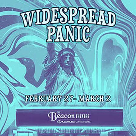 Widespread Panic The Beacon 2020