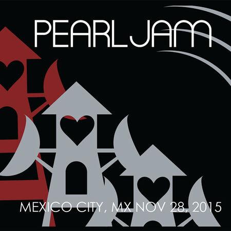 11/28/15 Foro Sol, Mexico City, MX