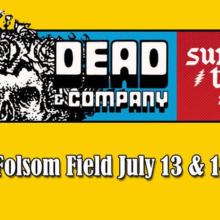 07/13/18 Folsom Field, Boulder, CO