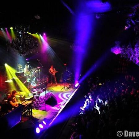 11/21/09 The Fillmore, San Francisco, CA