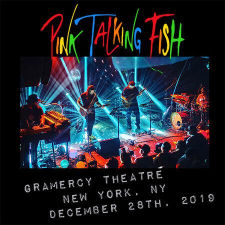 12/28/19 Gramercy Theatre, New York, NY