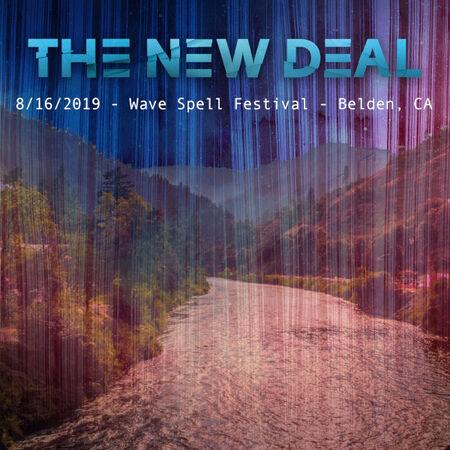 08/16/19 Wave Spell Festival, Belden, CA
