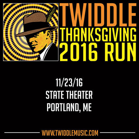 11/23/16 State Theater, Portland, ME