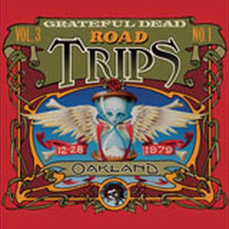12/28/79 Road Trips Vol 3, No 1: Oakland Auditorium Arena, Oakland, CA