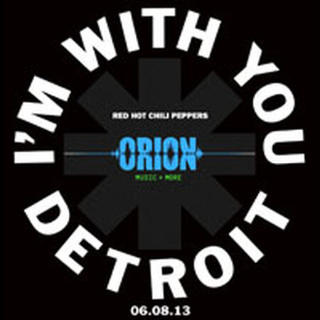 06/08/13 Orion Music and More, Detroit, MI