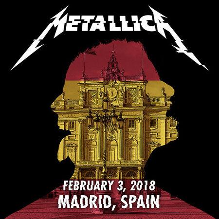 02/03/18 Wizink Center, Madrid, ESP