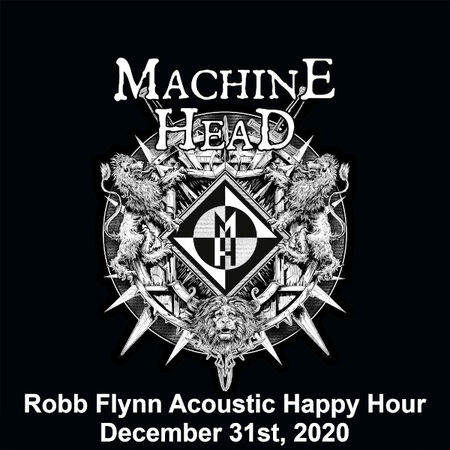 12/31/20 Acoustic Happy Hour, Oakland, CA