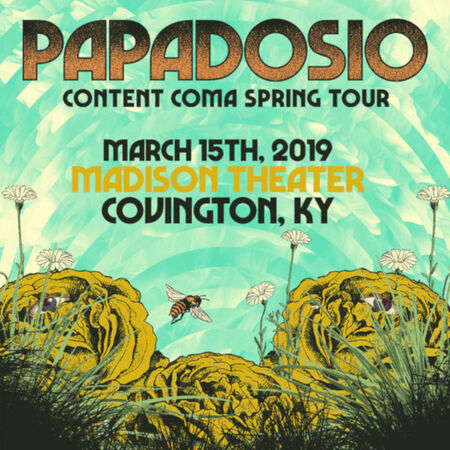 03/15/19 Madison Theater, Covington, KY