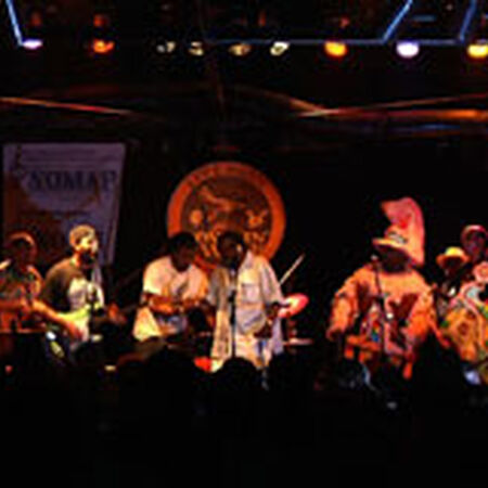 04/29/10 Down on the Bayou II - Live Jam from New Orleans, New Orleans, LA