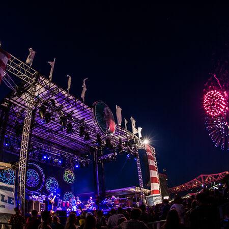 07/12/13 The Forecastle Festival, Louisville, KY