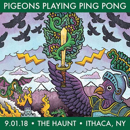 09/01/18 The Haunt, Ithaca, NY